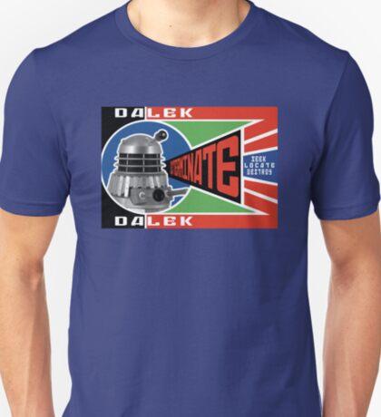 Dalek Deconstructivism T-Shirt