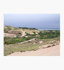 Walking Dunes Photographic Print