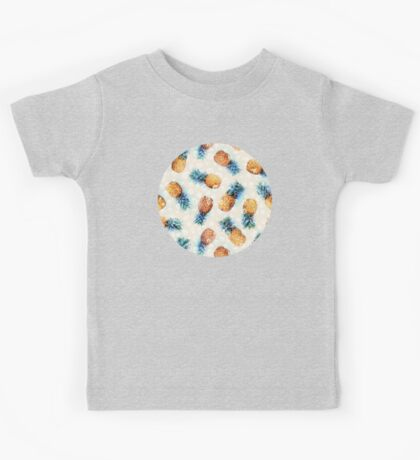 Pineapples + Crystals Kids Clothes