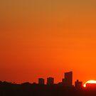Sunset, Sydney, Australia  by Of Land & Ocean - Samantha Goode