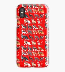 Every Named Bloodclan Cat Ever iPhone Case