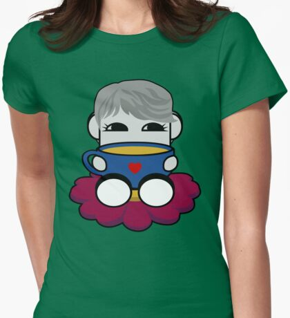 STPC: Haha Do O'BOT Toy Robot (Tea) T-Shirt