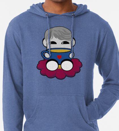 STPC: Haha Do O'BOT Toy Robot (Tea) Lightweight Hoodie