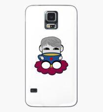 STPC: Haha Do O'BOT Toy Robot (Tea) Case/Skin for Samsung Galaxy