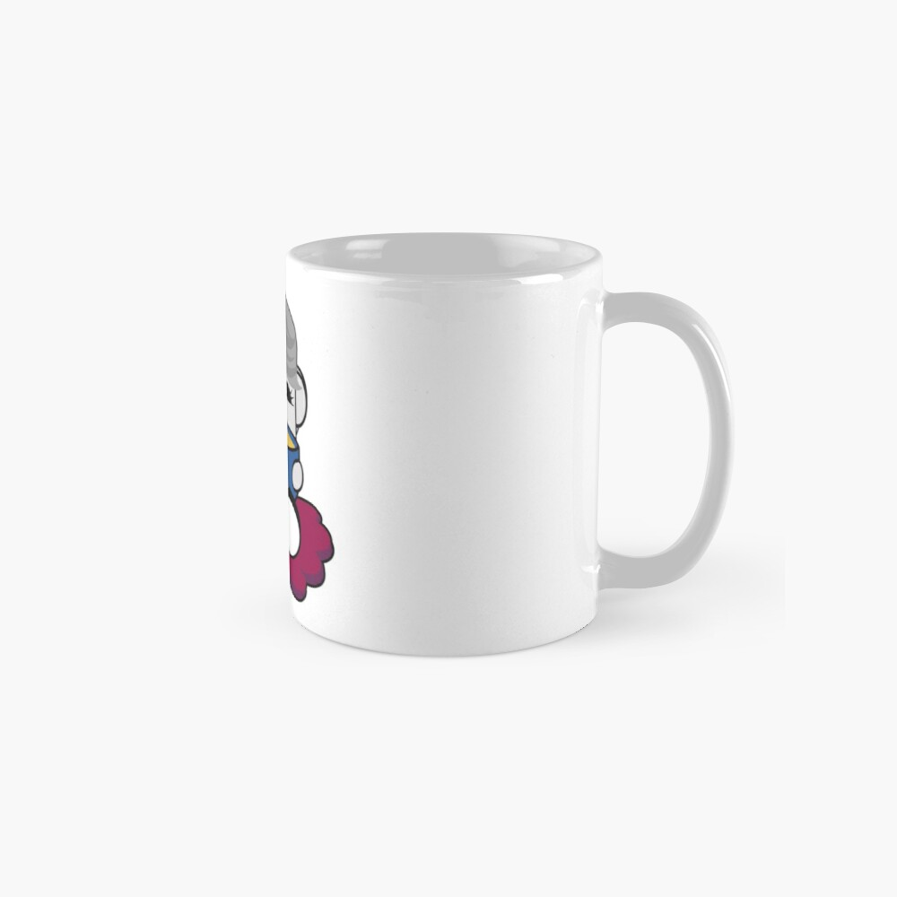 STPC: Haha Do O'BOT Toy Robot (Tea) Classic Mug