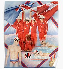 The Commonwealth Games Poster