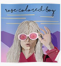 Rose Colored Boy Poster