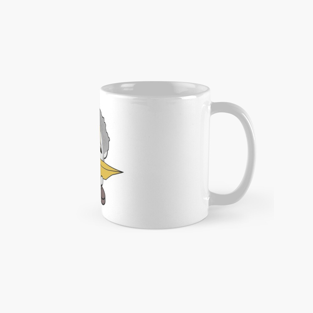 STPC: Grandpa Yo O'BOT Toy Robot (Origami Crane) Classic Mug