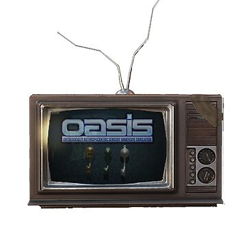 TV OASIS by patsummers