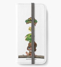 Mythic Australia Kip and Pip Squeak iPhone Wallet/Case/Skin