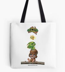 Mythic Australia Kip and Pip Squeak Tote Bag