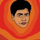 SRK  by Emmen Ahmed