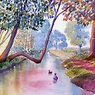 """Brompton by Sawdon"" by Glenn  Marshall"