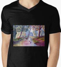 """Brompton by Sawdon"" Men's V-Neck T-Shirt"