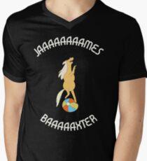 Jaaaaaaaames Baaaaxter Men's V-Neck T-Shirt