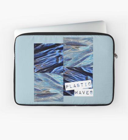 plastic waves  Laptop Sleeve
