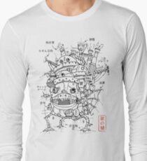 Castle Project Long Sleeve T-Shirt