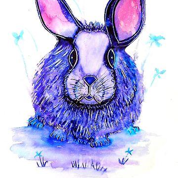 Bunny Cuteness by LindArt1