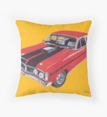 Ford Falcon XY GTHO Throw Pillow
