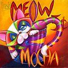 Meow Mocha! by Alma Lee