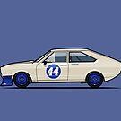 Danilo Santana's B1 Coupe Race Car by Tom Mayer