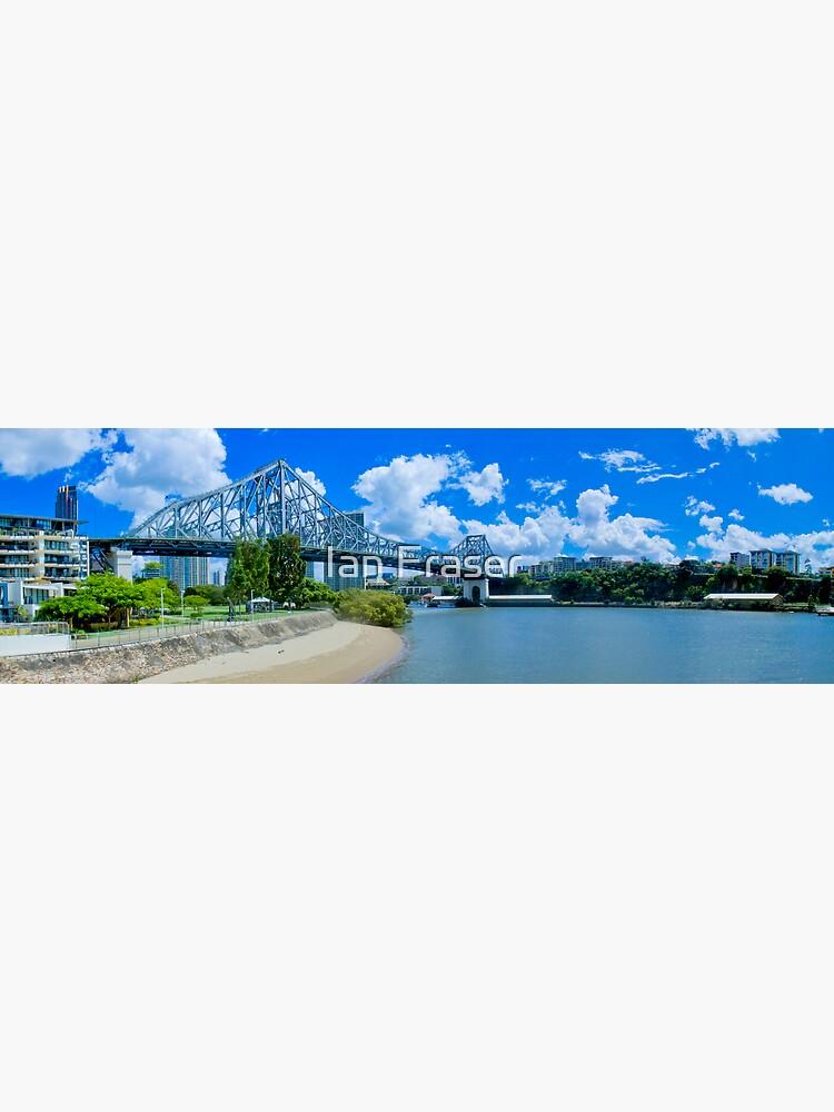 Story Bridge Brisbane by Mowog