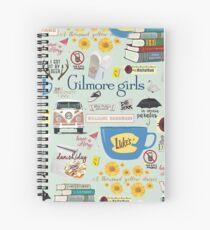 gilmore girls Spiral Notebook