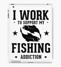 Fishing Addiction iPad Case/Skin