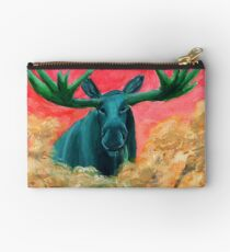 The Purest of Moose Studio Pouch