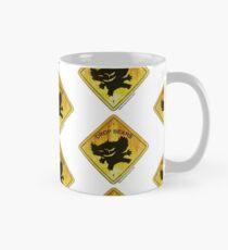Drop Bear Sign Mug