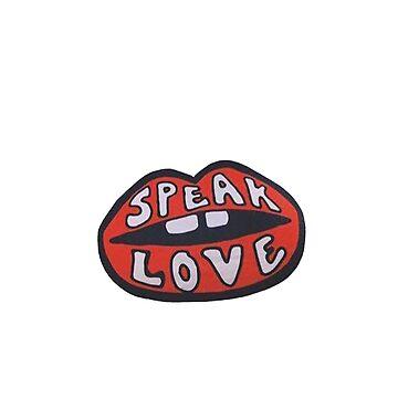 speak love by L-Scott