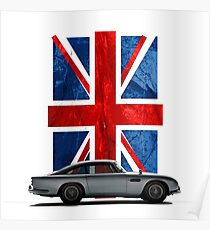 My name is 5, DB5 Poster