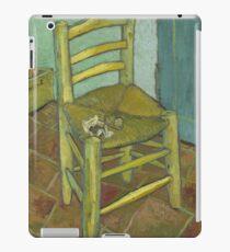 Van Gogh's Chair, 1888 iPad Case/Skin