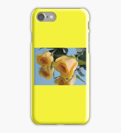 Deux Fleurs iPhone Case/Skin