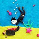 underwater by Anastasiia Kucherenko