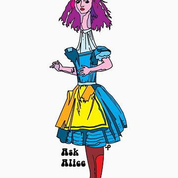 Ask Alice by ptelling