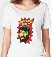 Gabbar Singh - The Greatest Villain Women's Relaxed Fit T-Shirt