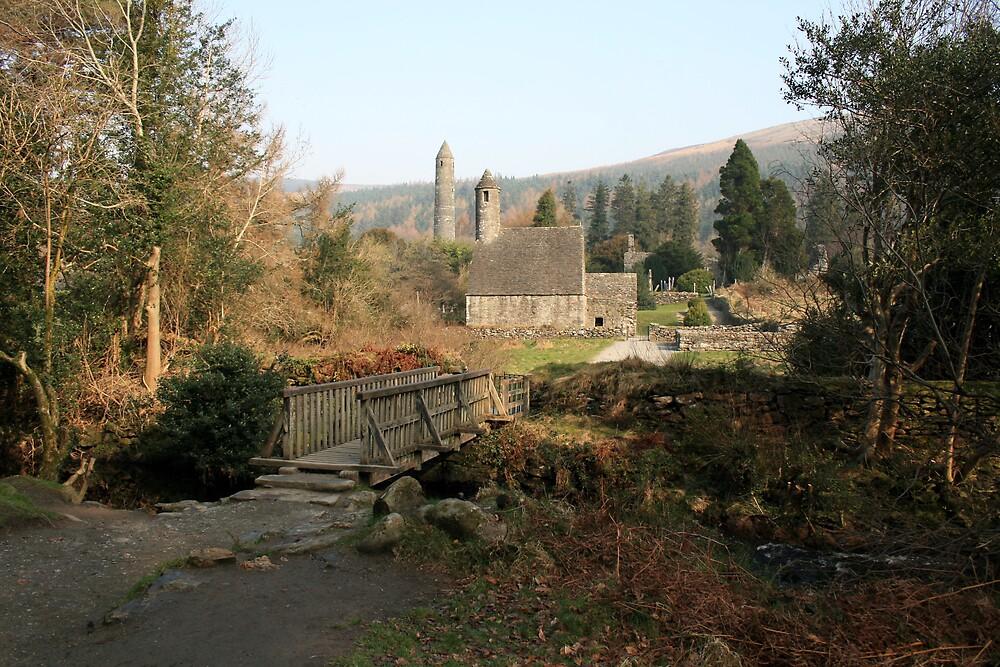 Glendalough 2 by John Quinn