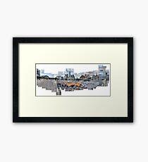 Federation Square - Melbourne - Australia Framed Print