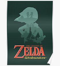 The Legend of Zelda: Wind Waker Poster
