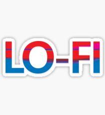 LO-FI Sticker