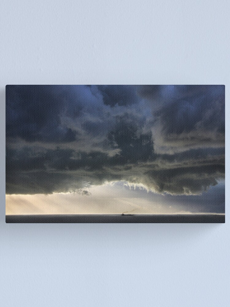 Alternate view of Insignificant Canvas Print