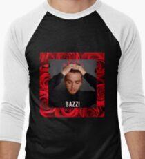 Bazzi Men's Baseball ¾ T-Shirt