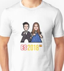 Alfred and Amaia Unisex T-Shirt