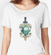 Videogames Women's Relaxed Fit T-Shirt