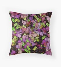 Chance Meeting Throw Pillow