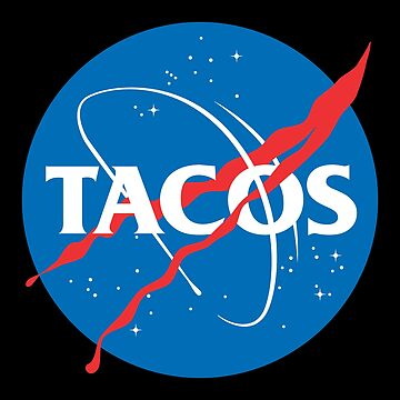 Space TACOS by ikadoart