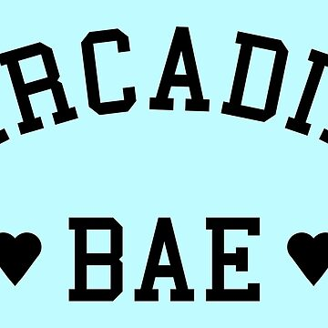 arcadia bae by OnyxMayMay
