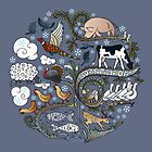 Born to Roam at Christmas by Compassion Collective