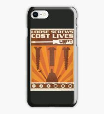 Time War Propaganda II iPhone Case/Skin